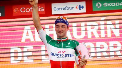Gouden Vuelta speeldag 1: dit zijn de winnaars
