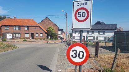 Welk verkeersbord moet je volgen?