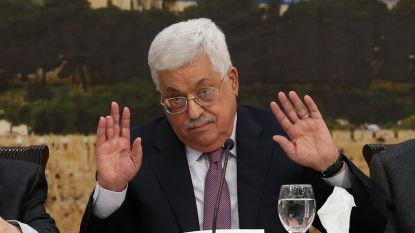 Abbas gaat Europese Unie vragen om Palestijnse staat te erkennen