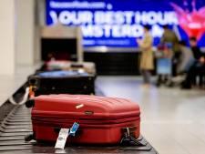 Koffer voortaan te allen tijde te volgen