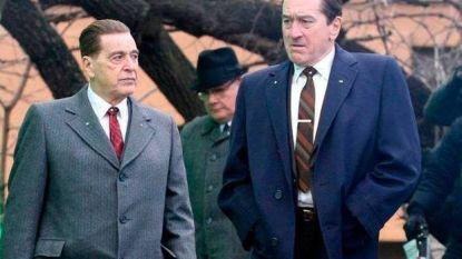 Budget van 175 miljoen vrijgemaakt: 'The Irishman' wordt duurste Netflix-productie ooit