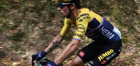 Critérium du Dauphiné: Roglic s'impose et endosse le maillot de leader
