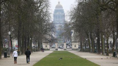 Meestal droog vandaag na natte start, mogelijk sneeuw in Hoog-België