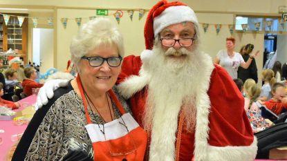 BiJeVa laat 110 kansarme kinderen genieten op kerstfeest