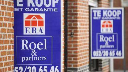 """""""Zware prijsdaling woningprijzen steeds minder waarschijnlijk"""""""