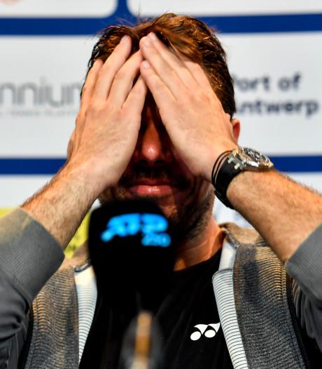 """Wawrinka en finale à Anvers: """"Je sais que je peux battre tout le monde"""""""