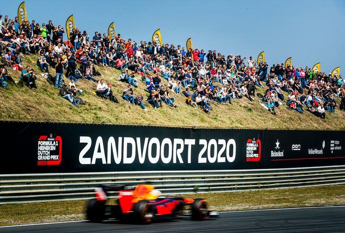 In 2020 vindt opnieuw een Formule 1-wedstrijd plaats in Zandvoort.