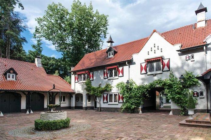 Landgoed de Hooge Braaken kende in Carol Schade en Kees van Opstal prominente bewoners.