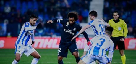 Pover Real ondanks nederlaag naar kwartfinale in Copa del Rey