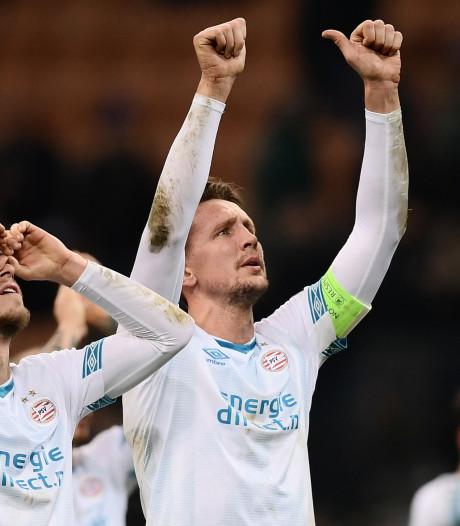 PSV bezorgt Tottenham Hotspur met punt een topavond en wordt bedolven onder Britse bedankjes