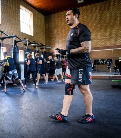 Hij stond in de ring met Rico Verhoeven, nu runt Mutlu Karabulut een succesvolle sportschool