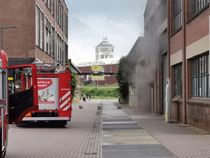 Brand in Hengelo