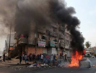 Bagdad stelt uitgaansverbod in om aanhoudende protesten te beteugelen