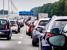Urenlang opnieuw chaos op A12: weg weer vrij, file opgelost