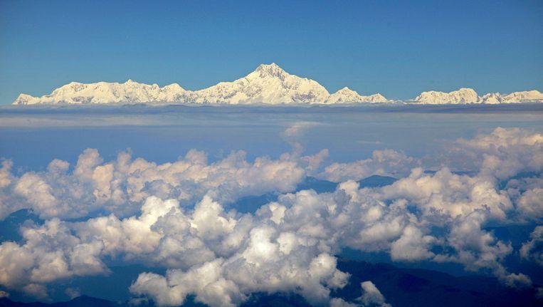 De Mount Everest. © ANP Beeld