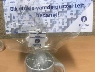 Help boeven vangen, krijg een koffiebeker: politie deelt cadeaus uit aan alerte burgers voor hulp bij arrestaties