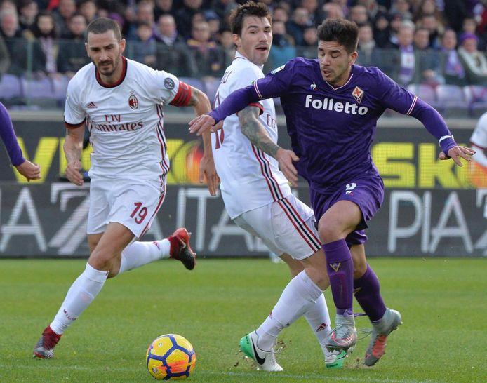 Fiorentina en AC Milan delen de punten | Buitenlands ...