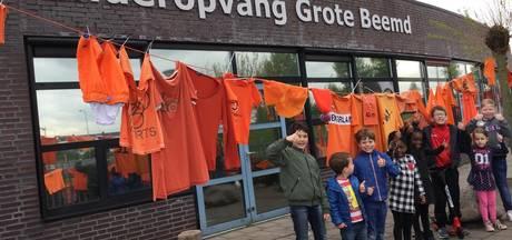 Kinderopvang Grote Beemd wint Oranje Waslijn Challenge