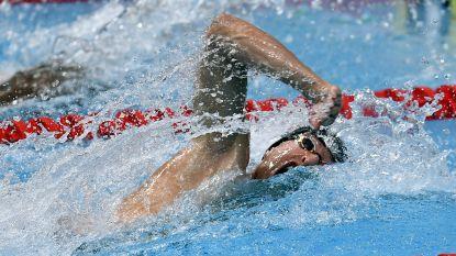 Pieter Timmers met snelste tijd naar finale 100m vrije slag in Doha