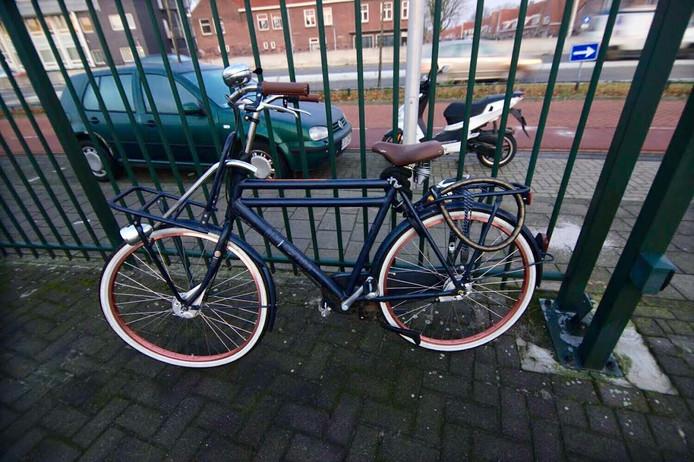 Botsing tussen fiets en scooter in Eindhoven