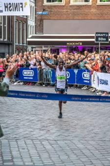 Wanjiku breekt record in Zwolse Halve Marathon