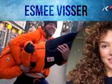 Katja Schuurman 'helpt' Esmee Visser aan gouden race