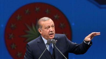 """Erdogan noemt Assad """"moordenaar"""""""