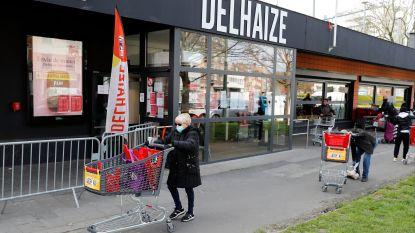 Delhaize geeft alle klanten vanaf morgen 'solidariteitskorting' van 5 procent op alle producten
