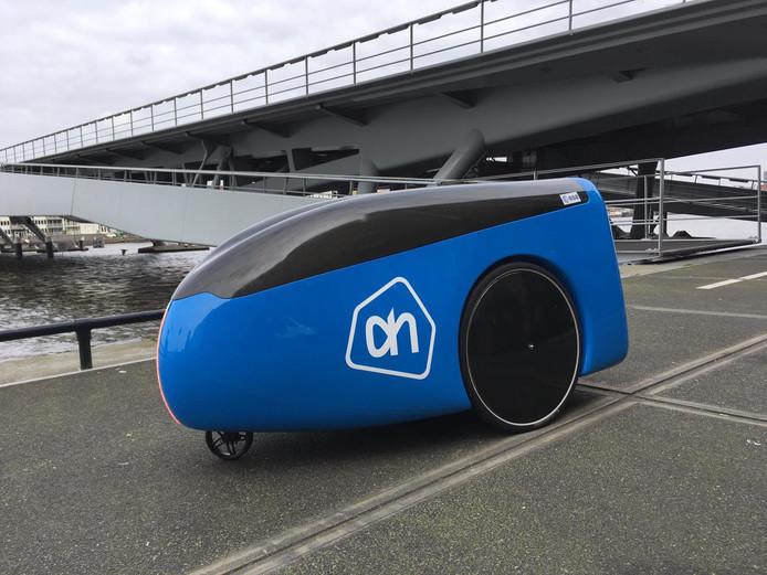 Deze zomer moet de bezorgrobot voor klanten aan de slag op de High Tech Campus Eindhoven.
