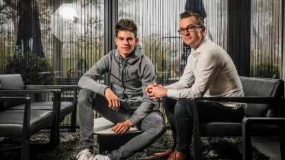 Reden voor contractbreuk Van Aert niet aanvaard door team Nuyens: het wordt de rechtbank