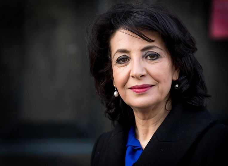 Tweede Kamervoorzitter Khadija Arib Beeld ANP
