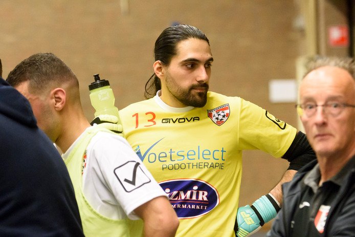 ZVV-keeper Alper Aytas.