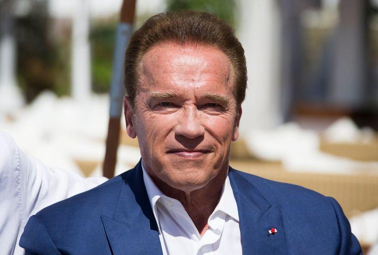 Arnolds Hollywoodcarrière lijkt weer zijn grootste prioriteit te zijn.