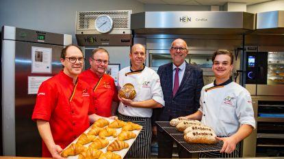 """Antwerpse bakkers trekken naar Frankrijk voor wereldkampioenschap: """"Ons brood met rode biet en netels is een topper"""""""