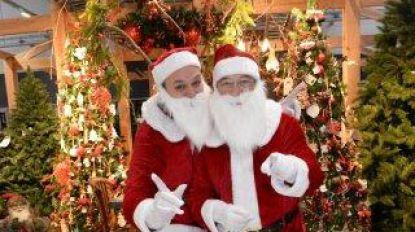 Frans Bauer en Garry Hagger zijn nu al in kerststemming