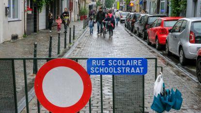 Gemeente start proefproject rond schoolstraat voor meer verkeersveiligheid
