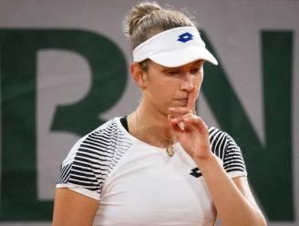 Elise Mertens rekent eenvoudig af met  Tsjechische en stoot door naar kwartfinales WTA Ostrava