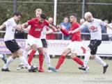 Er was genoeg te beleven in het regionale amateurvoetbal