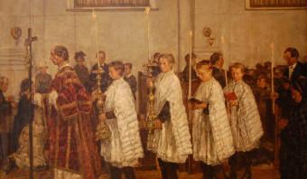 Tweede oud-katholieke priester geschorst vanwege seksueel misbruik
