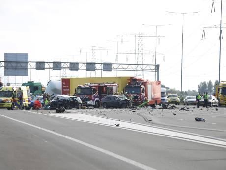 Ravage op A2 na ernstig ongeluk, ANWB waarschuwt voor zeer drukke avondspits