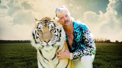 PETA maakt zich zorgen: gebruik geen échte tijgers in 'Tiger King'-serie