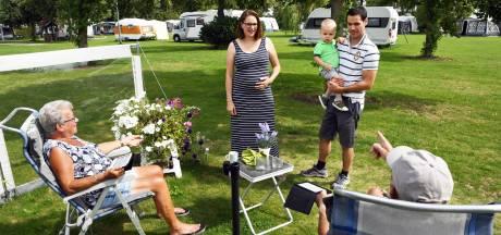 Nieuwe eigenaren van minicamping Munnikenhof in Terheijden vol plannen