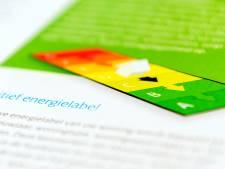Helft koopwoningen heeft nog geen energielabel, goedkope variant tot eind van het jaar verkrijgbaar
