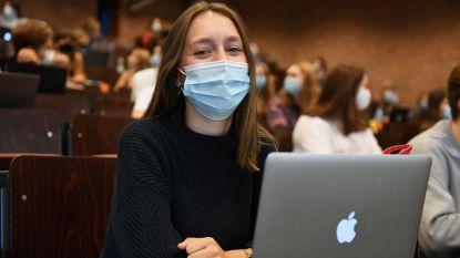 """Les volgen in tijden van corona: """"Online haalt de sfeer van het studentenleven er toch wat uit"""""""