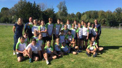 Succesvolle interscholenveldloop voor Middenschool Geraardsbergen