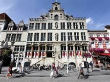 Verhuur Bergse Oude Stadhuis levert nauwelijks meer wat op