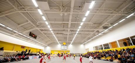 Competitie zaalkorfbal in afgeslankte vorm