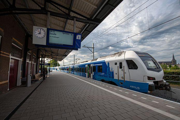 Station Kampen krijgt wellicht in maart een stembureau.