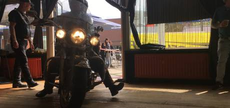 Motorclub Breda Chapter Holland viert 25-jarig jubileum met recordpoging