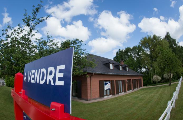 Comme un peu partout en Belgique, les maisons sont de plus en plus chères en Wallonie picarde.